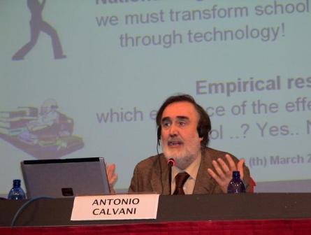 L'intervento di Antonio Calvani a Bolzano Conversation 2007