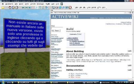 il wiki di Activeworlds