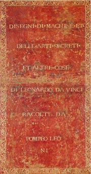 il codice atlantico di Pompeo Leoni