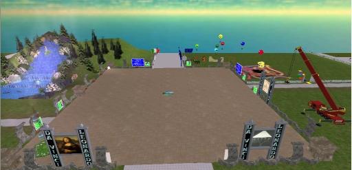 La piazza di Scuola3D