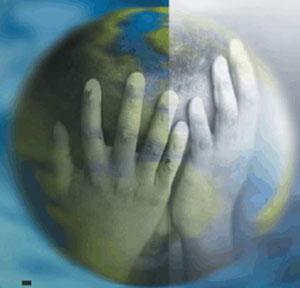 Pianto della Terra per i suoi figli